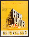 "Movie Posters:Academy Award Winners, Ben-Hur (MGM, 1959). Promotional Mailer (4 Pages, 8.5"" X 11.5"").Academy Award Winners.. ..."