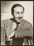 "Movie Posters:Animation, Walt Disney (1945). Portrait Photo (9.5"" X 13""). Animation.. ..."