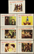 """Movie Posters:Hitchcock, The Trouble with Harry (Paramount, 1955). Lobby Cards (7) (11"""" X 14""""). Hitchcock.. ... (Total: 7 Items)"""