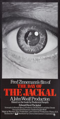"Movie Posters:Thriller, The Day of the Jackal (Universal, 1973). British Three Sheet (40"" X 80""). Thriller.. ..."