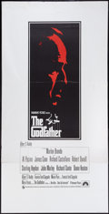 "Movie Posters:Crime, The Godfather (Paramount, 1972). British Three Sheet (40"" X 80"").Crime.. ..."