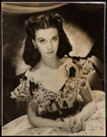 """Movie Posters:Academy Award Winners, Vivien Leigh in Gone with the Wind (MGM, 1939). Portrait Photo (10.5"""" X 13.5""""). Academy Award Winners.. ..."""