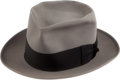 Political:3D & Other Display (1896-present), Harry S. Truman: Personally-Owned Fedora....