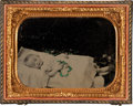 Photography:Ambrotypes, Early Photography: Post-Mortem Ambrotype....