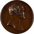 Political:Tokens & Medals, Zachary Taylor: Handsome Memorial Medal....