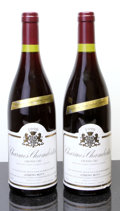 Red Burgundy, Charmes Chambertin 1990 . Cuvee de Tres Vieilles Vignes, J.Roty . 1ltl, different importers. Bottle (2). ... (Total: 2Btls. )