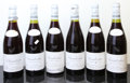 Red Burgundy, Chambertin 1985 . Maison Leroy . 2lbsl, 4bsl, 1lwisl, 2cuc,1-missing vintage label. Bottle (6). ... (Total: 6 Btls. )