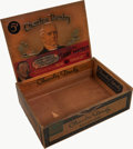 Baseball Collectibles:Others, 1930's Gabby Hartnett Cigar Box....