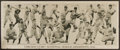Baseball Collectibles:Others, 1932 National League Champion Chicago Cubs Team Premium Poster. ...
