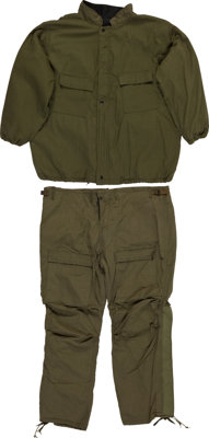 Military Chemical Protective Suit Jacket and Pants