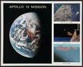 Autographs:Celebrities, Apollo 13 Crew-Signed Color Photo. ...
