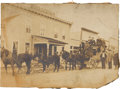 Photography:Cabinet Photos, A Terrific Wyoming Stagecoach Image....