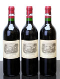Red Bordeaux, Chateau Lafite Rothschild 1994 . Pauillac. 1lnl. Bottle (3).... (Total: 3 Btls. )