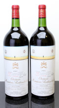 Red Bordeaux, Chateau Mouton Rothschild 1983 . Pauillac. Magnum (2). ...(Total: 2 Mags. )