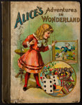 """Movie Posters:Fantasy, Alice's Adventures in Wonderland (Hurst & Company, c.1902).Cloth Spine Book, Chromo Illustrated Boards, (75 Pages, 7.5"""" X 1..."""