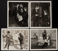 "Beyond the Rocks and Other Lot (Paramount, 1922). Photos (4) (8"" X 10""). Drama. ... (Total: 4 Items)"