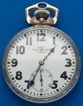 Timepieces:Pocket (post 1900), Ball Illinois 23 Jewel Official Standard 16 Size Pocket Watch. ...