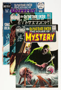 Bronze Age (1970-1979):Horror, House of Mystery Group (DC, 1971-74) Condition: Average VF....(Total: 23 Comic Books)