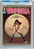 Magazines:Horror, Vampirella #1 (Warren, 1969) CGC NM+ 9.6 Off-white to whitepages....