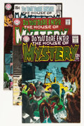 Silver Age (1956-1969):Horror, House of Mystery Group (DC, 1968-75) Condition: Average FN-....(Total: 21 Comic Books)