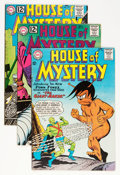 Silver Age (1956-1969):Horror, House of Mystery Group (DC, 1958-66) Condition: Average VG/FN....(Total: 22 Comic Books)