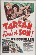 "Movie Posters:Adventure, Tarzan Finds a Son (MGM, R-1950s). International One Sheet (27"" X41""). Adventure.. ..."