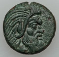 Ancients:Greek, Ancients: BLACK SEA. Panticapaeum. Ca. 4th century BC. AE (6.62gm). ...