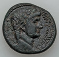 Ancients:Roman Provincial , Ancients: SYRIA. Antioch. Claudius (AD 41-54). Æ as (15.24 gm). ...