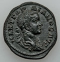 Ancients:Roman Provincial , Ancients: MOESIA INFERIOR. Gordian III (AD 238-244). Lot of two AE.... (Total: 2 coins)
