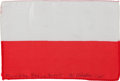 Transportation:Space Exploration, Apollo 15 Flown National Flag of Poland Directly from the PersonalCollection of Mission Command Module Pilot Al Worden, Signe...