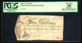 Colonial Notes:North Carolina, Low Serial Number North Carolina March 9, 1754 40s PCGS ApparentVery Fine 30.. ...