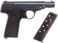Handguns:Semiautomatic Pistol, Walther Model P Semi-Automatic Pistol with Holster....