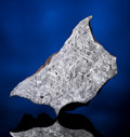 Meteorites:Irons, GIBEON METEORITE END PIECE - INTRIGUING STUDY OF THE INTERNAL AND EXTERNAL STRUCTURE OF AN IRON METEORITE. ...