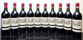 Red Bordeaux, Chateau Lafite Rothschild 1989 . Pauillac. 1tc, 1sdc. Bottle(10). ... (Total: 10 Btls. )