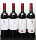 Red Bordeaux, Chateau Latour 1996 . Pauillac. 2lbsl. Bottle (4). ...(Total: 4 Btls. )