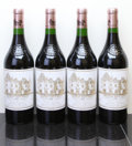 Red Bordeaux, Chateau Haut Brion 2000 . Pessac-Leognan. 4lbsl. Bottle (4).... (Total: 4 Btls. )