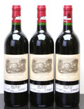 Red Bordeaux, Chateau Lafite Rothschild 1994 . Pauillac. Bottle (3). ...(Total: 3 Btls. )