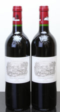 Red Bordeaux, Chateau Lafite Rothschild 2003 . Pauillac. Bottle (2). ...(Total: 2 Btls. )