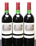 Red Bordeaux, Chateau Lafite Rothschild 1983 . Pauillac. 1bn, 2ts. Bottle(3). ... (Total: 3 Btls. )