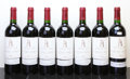 Red Bordeaux, Chateau Latour 1995 . Pauillac. Bottle (7). ... (Total: 7Btls. )
