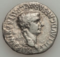 Ancients:Roman Imperial, Ancients: Claudius (AD 41-54), with Agrippina II. AR cistophorus(9.37 gm). ...