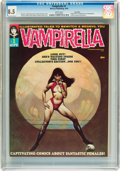 Magazines:Horror, Vampirella #1 Twin Cities pedigree (Warren, 1969) CGC VF+ 8.5 White pages....
