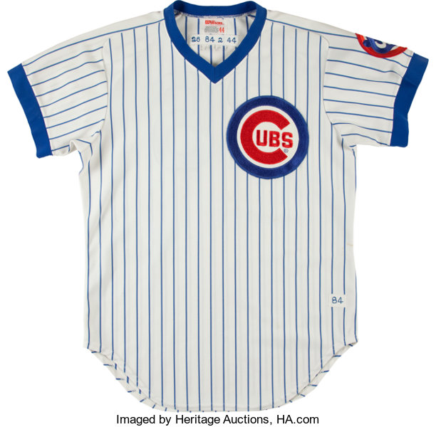 huge selection of 7586c 81599 1984 cubs jersey