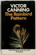 Books:Fiction, Victor Canning. WITH A LONG PERSONAL INSCRIPTION BY ACTRESS KARENBLACK. The Rainbird Pattern. London: Heinemann...