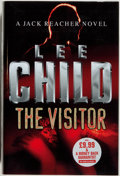 Books:Mystery & Detective Fiction, Lee Child. SIGNED. The Visitor. London and New York: BantamPress, 2000. First edition. Signed by the author o...