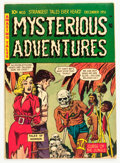 Golden Age (1938-1955):Horror, Mysterious Adventures #5 (Story Comics, 1951) Condition: VG....