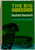 Books:Mystery & Detective Fiction, Dashiell Hammett and Lillian Hellman, editor. The Big Knockover.Selected Stories and Short Novels of Dashiell Hammett...