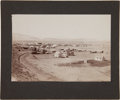 Photography, Bird's-eye View of Unidentified Western Town, Circa 1900....