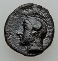 Ancients:Ancient Lots  , Ancients: SICILY-THRACE. Lot of three (3) small AE. ... (Total: 3 Item)