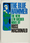 Books:Mystery & Detective Fiction, Ross Macdonald. The Blue Hammer. New York: Alfred A. Knopf,1976. First edition. Octavo. 270 pages. Publisher's ...